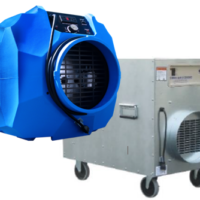 Air Scrubbers/Negative Air Machines